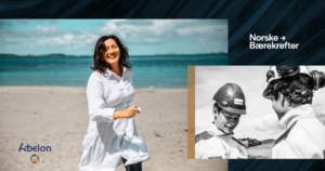 Grete Møgster, CEO Abelon Group, ambassadør Norske bærekrefter Norsk Industri
